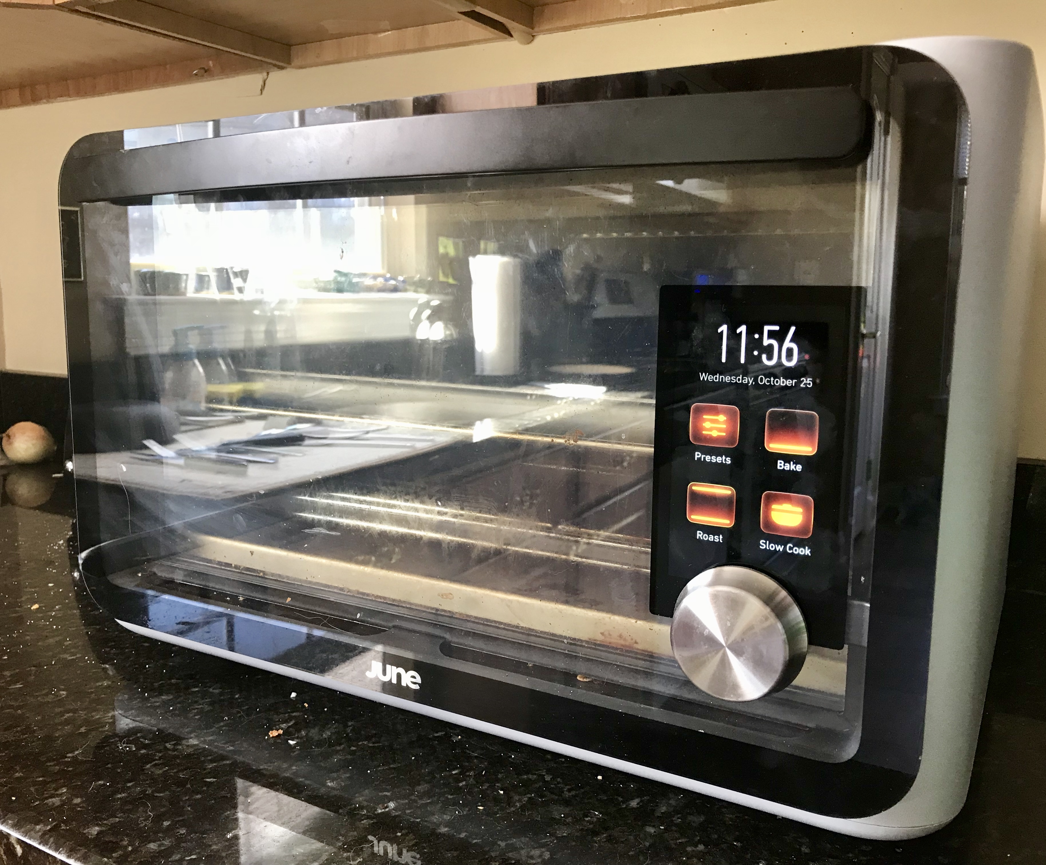 - June oven - Hi, my name is Kevin and I don't like smart home scenes – Stacey on IoT