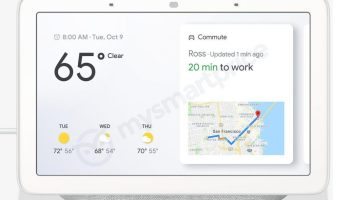 Is Mistral a next-gen mesh network Google Home Hub with ZigBee, or