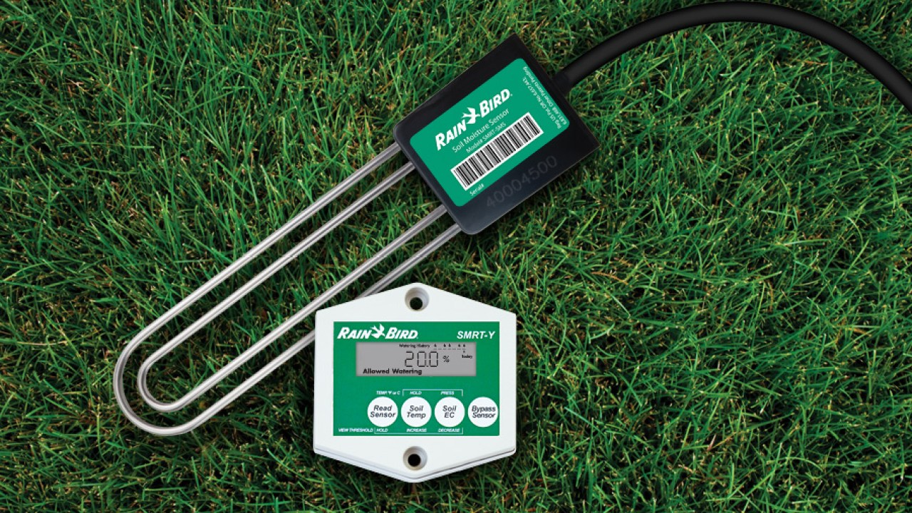 What smart home products can monitor soil moisture for a garden? - Stacey  on IoT | Internet of Things news and analysis