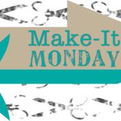 Stacey Sansom Designs Make-It Monday