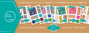 Stacey Sansom Designs March 2017 Coupon Code at My Fabric Designs