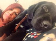 My Big guy @ Southeastern Guide Dog School