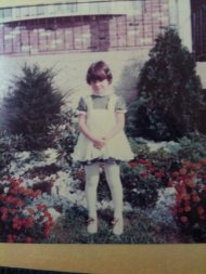 Me 6 years old
