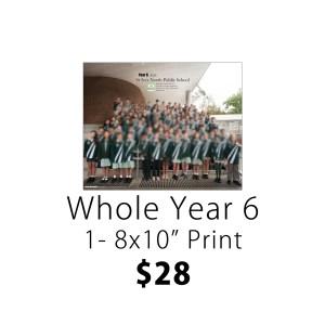 Y6 School Photos