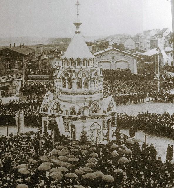 Kapela pie Rīgas stacijas