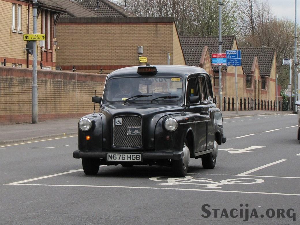 Taksometrs, tik vecus gan sanāca redzēt reti.