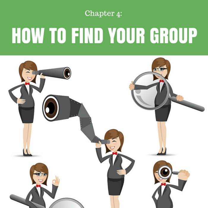 Finding Your Business Networking Group