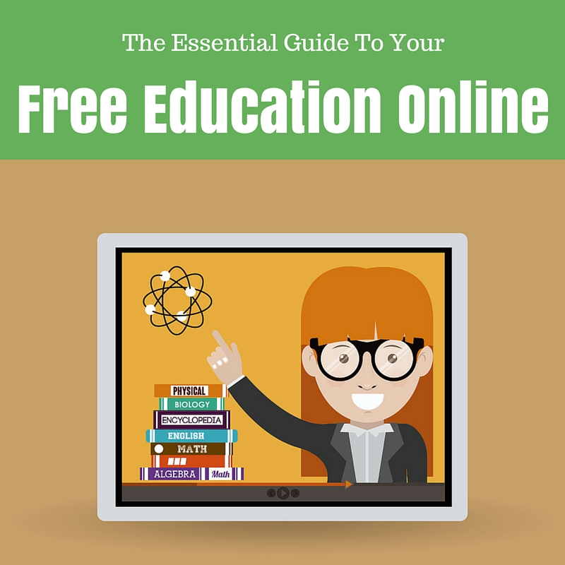 The Essential Guide To Your Free Education Online