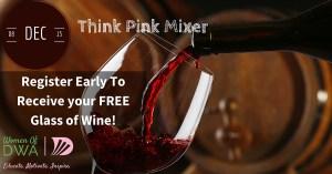 DEC Think Pink Mixer