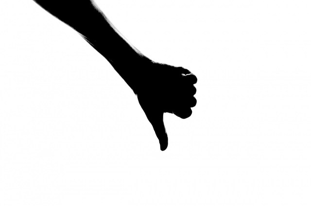 rejection-silhouette-315915_1280