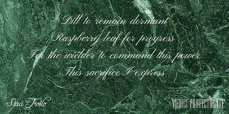 Green Marble Dagger