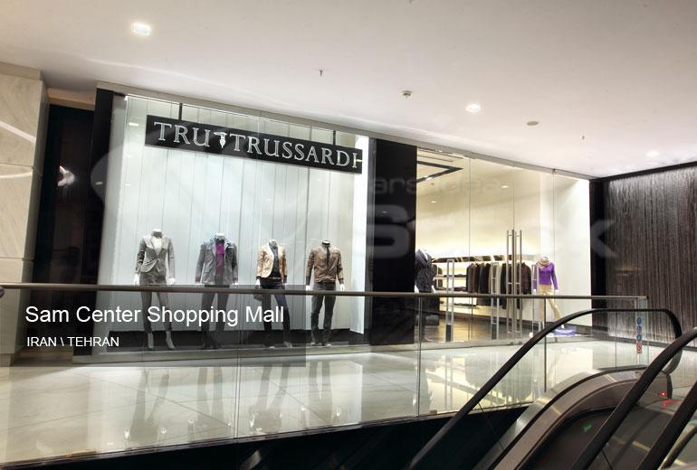 Sam Center Shopping Mall Pars Idea Stack Lighting