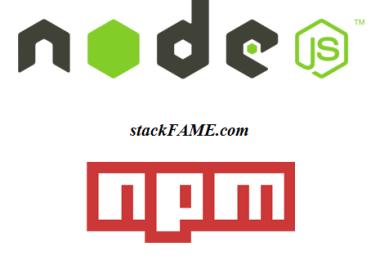 nodejs npm