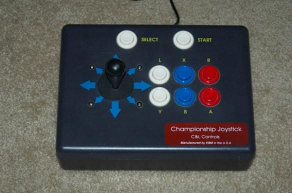 Championship Joystick