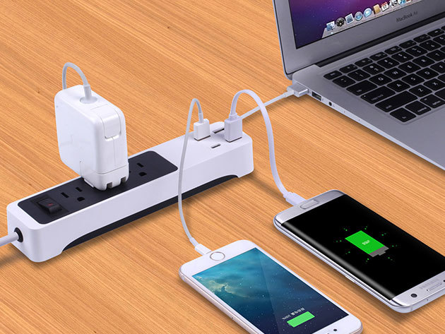 1aa94b17889e8b963d7091f3f073470c5ea65be3_main_hero_image Kinkoo 3-Outlet Surge Protecting Smart Power Strip for $24 Android