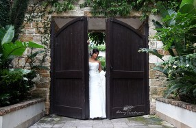 bell tower bridal