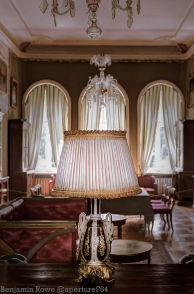 Palace (After) by Benjamin Rowe, Aperture64