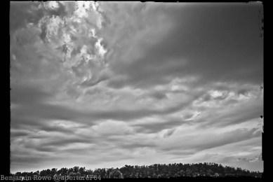 Sky (After), by Benjamin Rowe, Aperture64