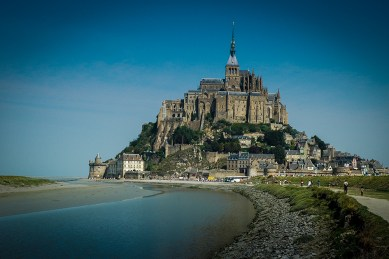 Mont Saint-Michel (After), Robin Kent, PhotographybyKent