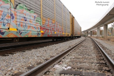 Train (Before), Michelle Lunato, Michelle Lunato Photography