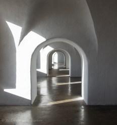 Fort San Cristobal troop quarters