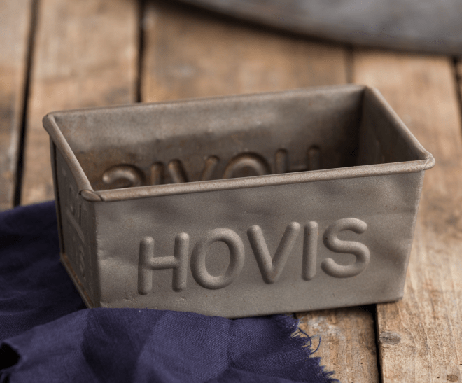 Vintage Hovis bread tin