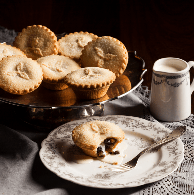 Mince Pies by Stacy Grant