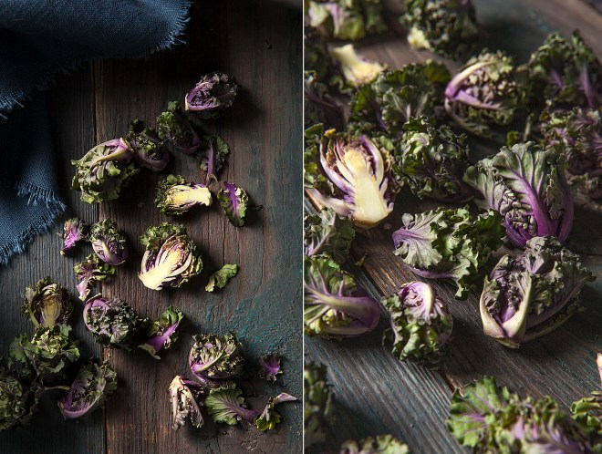 Kalettes super food by Stacy Grant