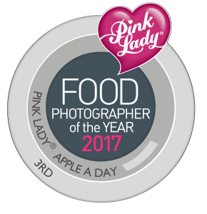Pink Lady Food Photographer Awards 2017 Stacy Grant
