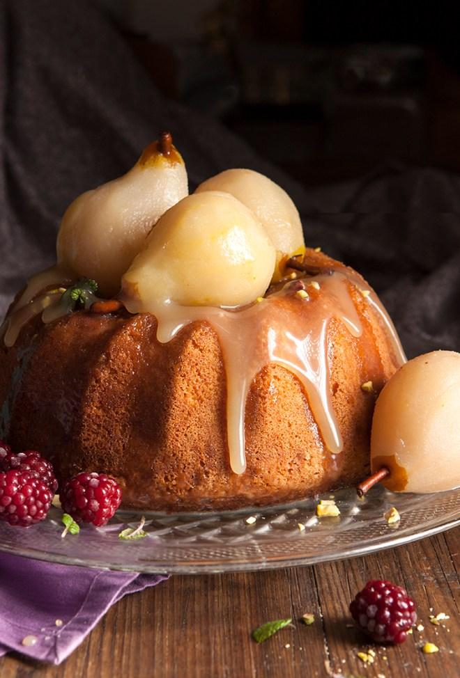 Bundt cake by Stacy Grant