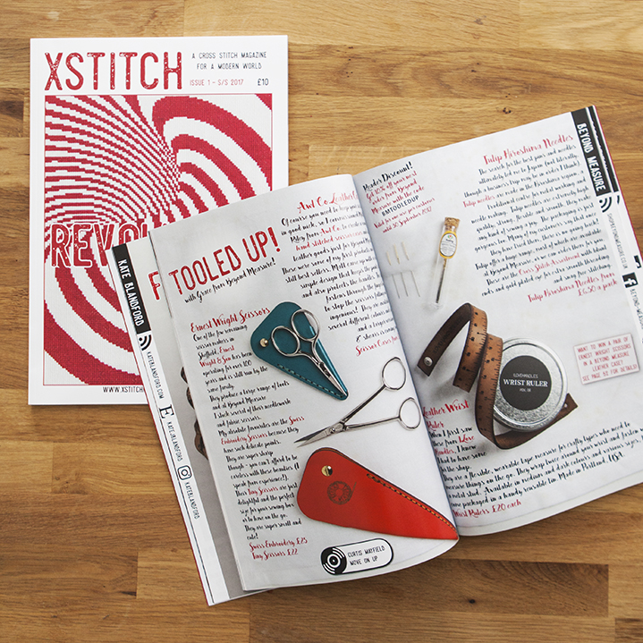 XStitch Mag   Photography Stacy Grant