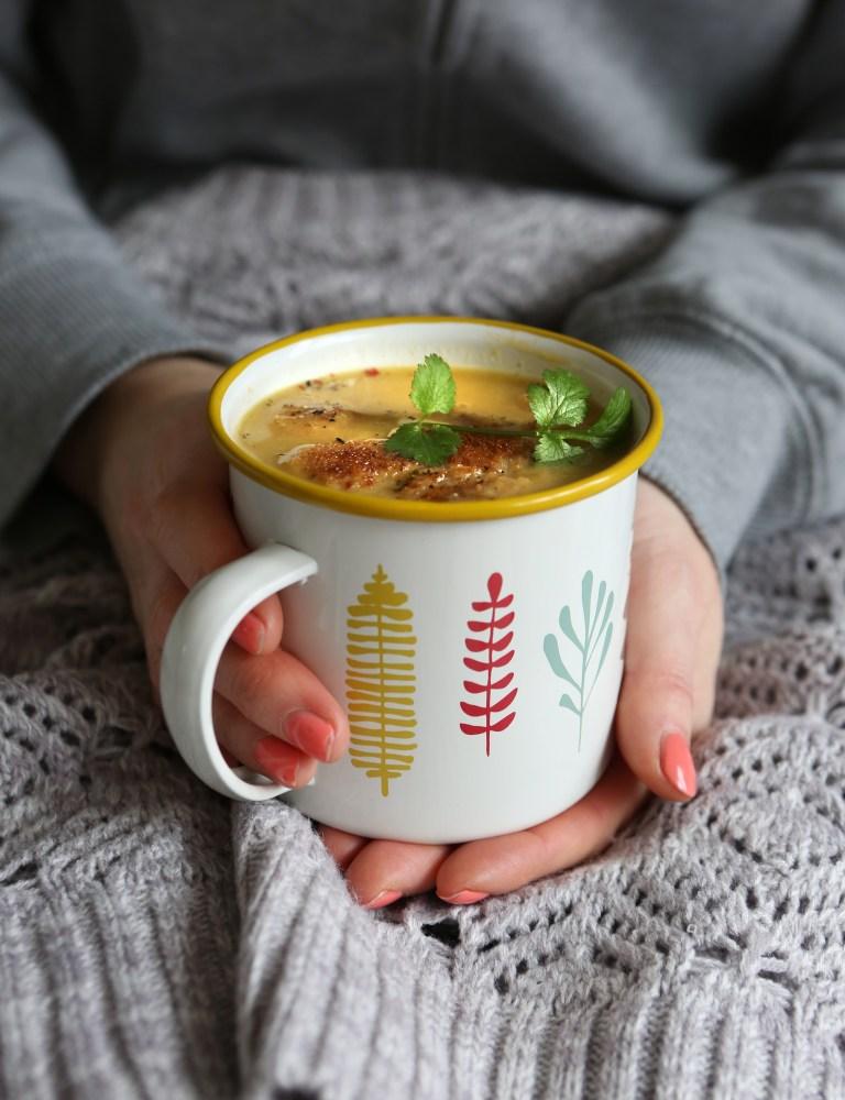 Vegan Soup | Veganuary | Stacy Grant | Food Photographer