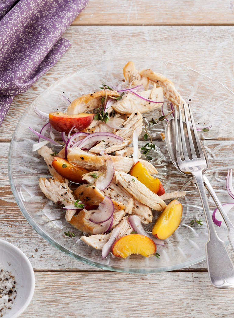 Chicken Salad | Stacy Grant Food Photography