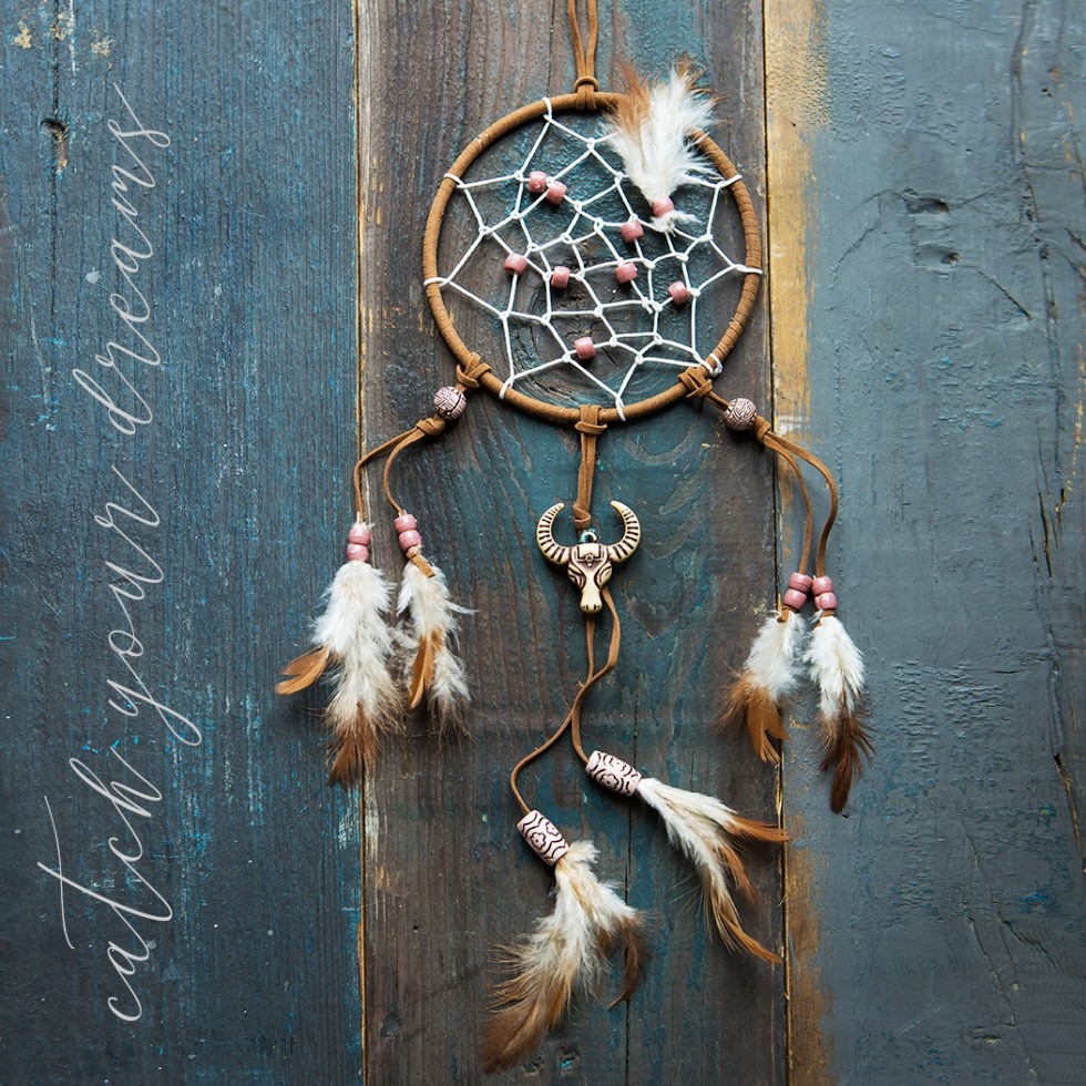 Dream Catcher | How to Make | 52 Weekends | Photography Stacy Grant
