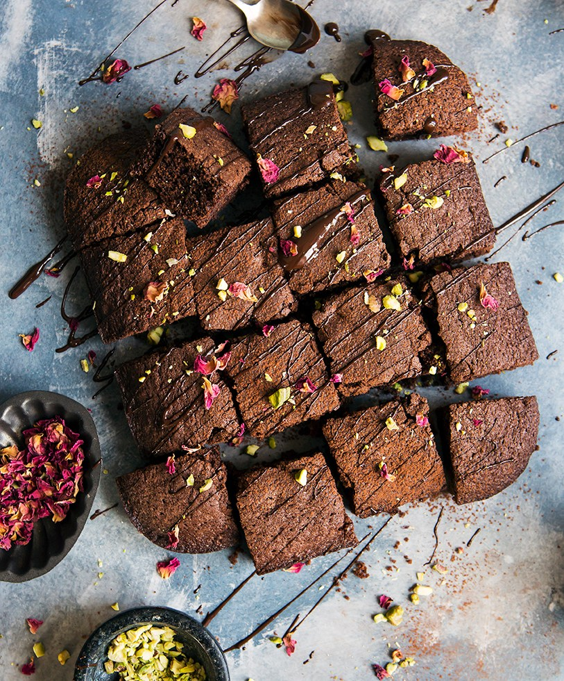 Brownies | Tasty Tuesday | Stacy Grant | Food Photographer