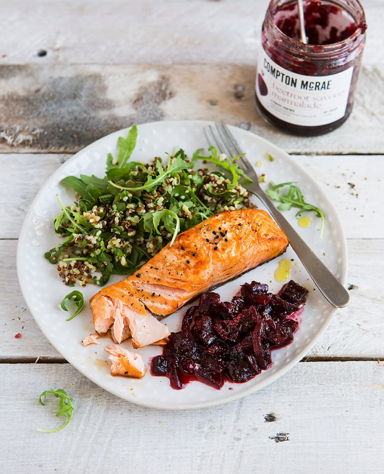 Compton Beetroot Marmalade |Stacy Grant | Food Photographer