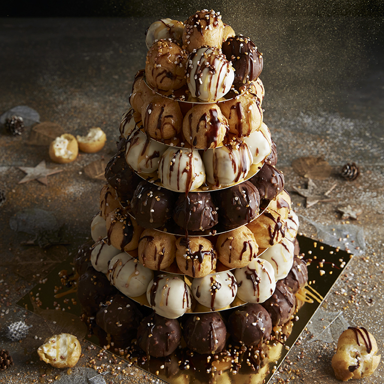 Croquembouche | Stacy Grant | Food Photography| Photographer | UK