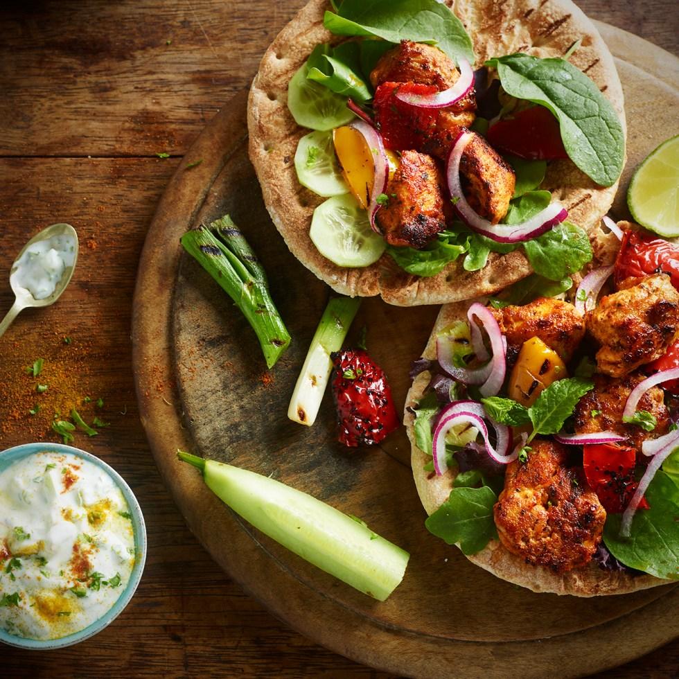Fajitas | Mexican Food | Stacy Grant | Food Photographer | UK