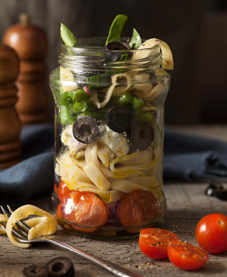 Lunch Jar | Meat free Monday | Comfort food | Stacy Grant | Food Photographer