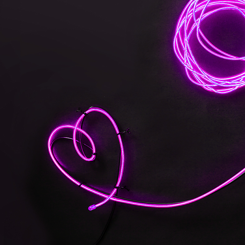 Neon | Love| Stacy Grant Photography