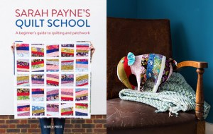Sarah Paynes Quilt Book | Search Press | Stacy Grant Photography