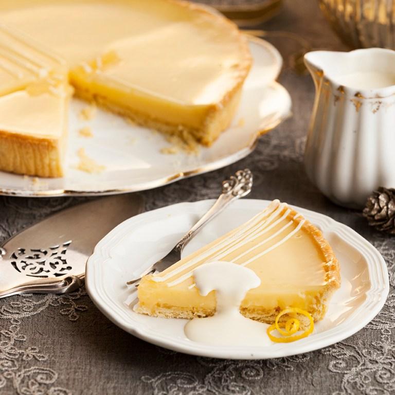 Lemon Tart | Stacy Grant | Food Photographer