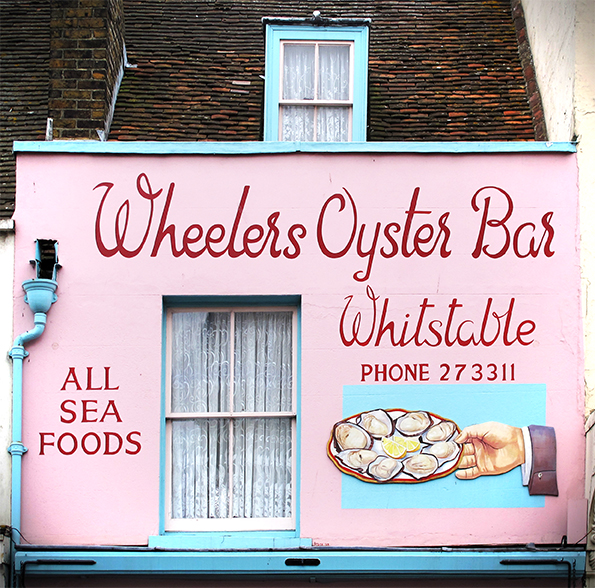 Wheels Oyster Bar | Whitstable | Stacy Grant Photography