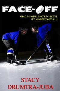 Face-Off hockey novel