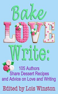 Bake, Love, Write cookbook of dessert recipes