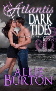 Atlantis Dark Tides ebook by Allie Burton