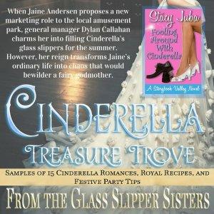 Cinderella Treasure Trove free romance samples and recipes
