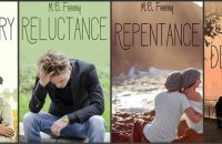 The Exchange Series Young Adult/New Adult Romance novels