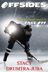 Offsides YA hockey novel