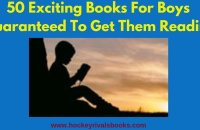 books for reluctant boy readers